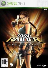 Tomb Raider Anniversary – фото обложки игры