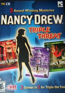 Nancy Drew Triple Threat