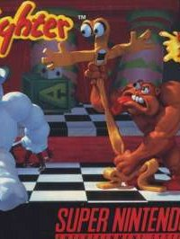Clay Fighter – фото обложки игры