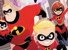 Что происходило между первой ивторой «Суперсемейкой»? Узнаем настраницах комиксов