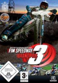 FIM Speedway Grand Prix 3 – фото обложки игры