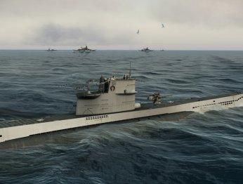 Симуляторы подводной лодки