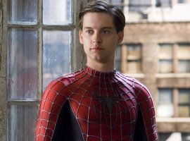 Нейросети подставили Тоби Магуайра втрейлер «Человека-паука: Вдали отдома»