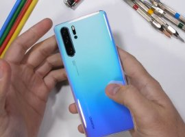 Huawei P30 Pro без проблем прошел тесты на прочность
