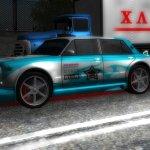 Скриншот Russian Street Racing. Рейсеры против ГАИ – Изображение 2