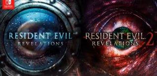 Resident Evil: Revelations. Демонстрация на Nintendo Switch