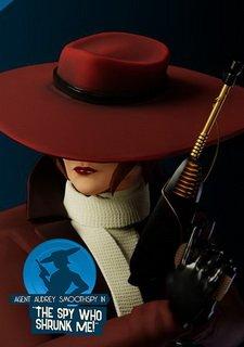 The Spy Who Shrunk Me