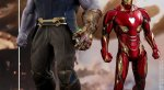 Фигурки пофильму «Мстители: Война Бесконечности»: Танос, Тор, Железный человек идругие герои. - Изображение 108