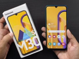 Смартфон Samsung Galaxy M30s сбатареей на6000 мАч представлен вРоссии