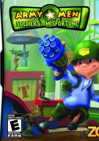 Army Men: Soldiers of Misfortune – фото обложки игры