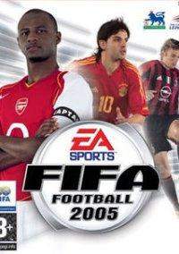 FIFA 2005 – фото обложки игры