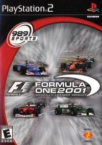 Formula One 2001 – фото обложки игры