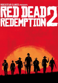 Red Dead Redemption 2 – фото обложки игры