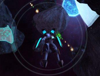 DIVE: Starpath. Геймплейный трейлер
