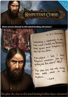 Rasputins Curse