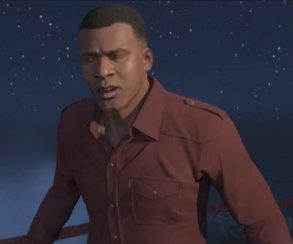 Гифка дня: тяжелое бремя существования вGrand Theft Auto5