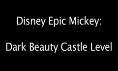 Disney Epic Mickey. Геймплей