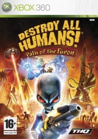 Destroy All Humans! Path of the Furon – фото обложки игры