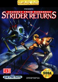 Journey from Darkness: Strider Returns – фото обложки игры