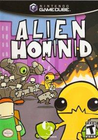 Alien Hominid – фото обложки игры