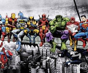 Супергерои, которых мызаслужили. Каких героев можно собрать вместе с «Канобу» иTele2?