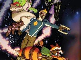 Издательство Marvel анонсировало новый комикс про Стражей Галактики
