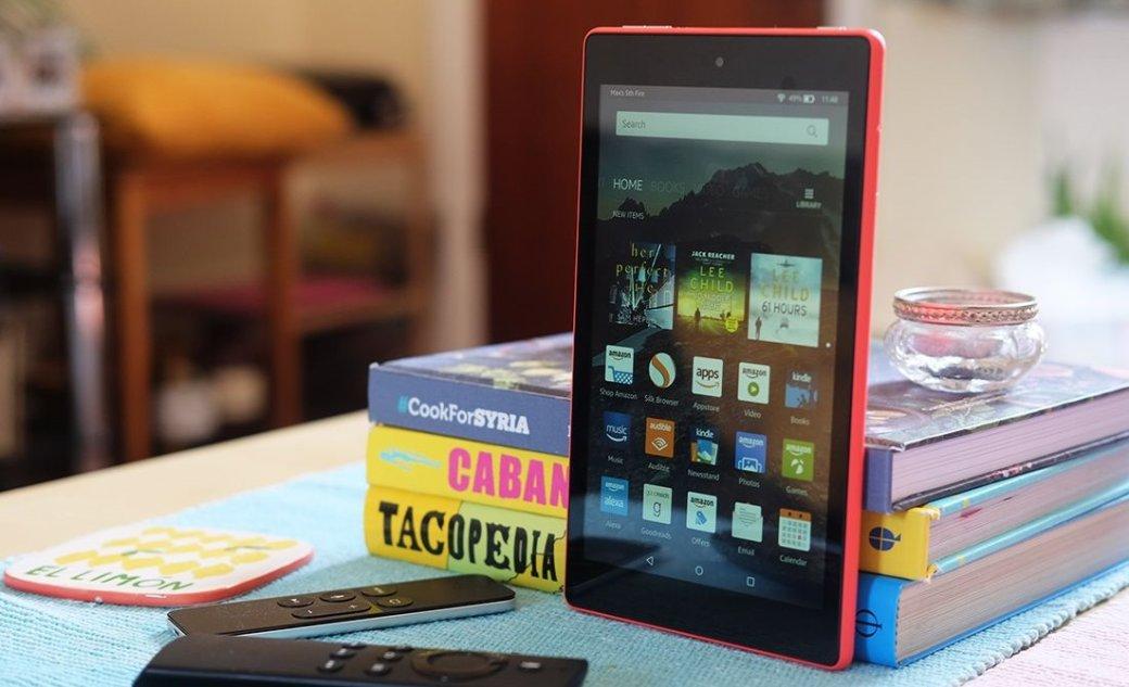 Amazon обновила взрослые идетские бюджетные планшеты All-New Fire 7и7Kids Edition   Канобу - Изображение 2549