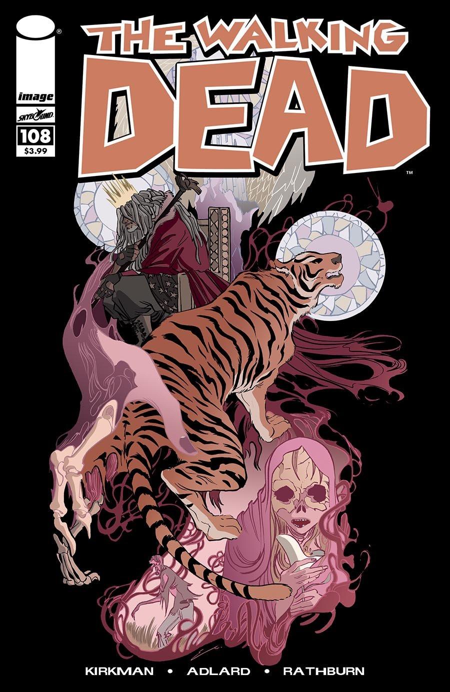 «Ходячим мертвецам» 15лет! Комикс отмечает юбилей обложками с самыми яркими сценами | Канобу - Изображение 9746