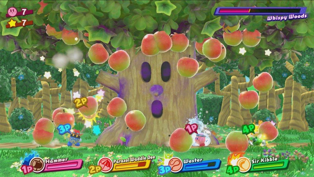 Рецензия на Kirby Star Allies. Обзор игры - Изображение 5