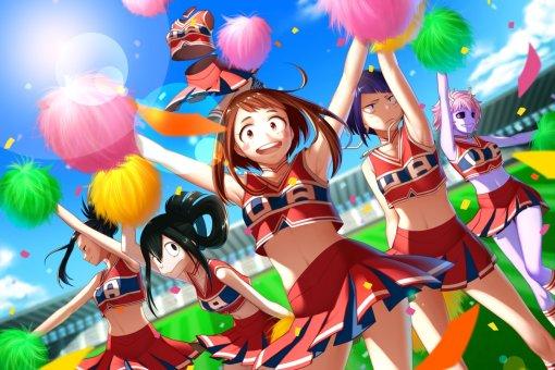 4 сезон аниме «Моя геройская академия» стартовал нарусском вCrunchyroll