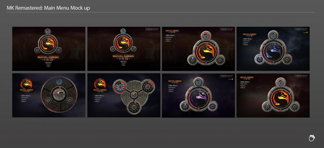 В интернете появились скриншоты отмененного ремастера оригинальной трилогии Mortal Kombat | Канобу - Изображение 6