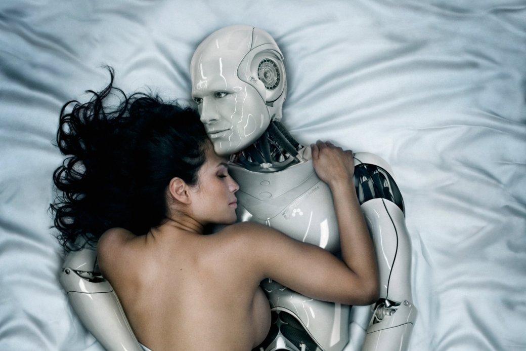 Секс робот фото 29180 фотография