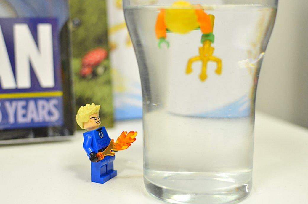 Топ-модель по-русски: «Канобу» устраивает фотосессию LEGO-супергероям | Канобу - Изображение 5542