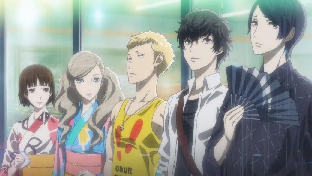 Гайд по серии Persona — как и зачем в это играть   Канобу - Изображение 11343