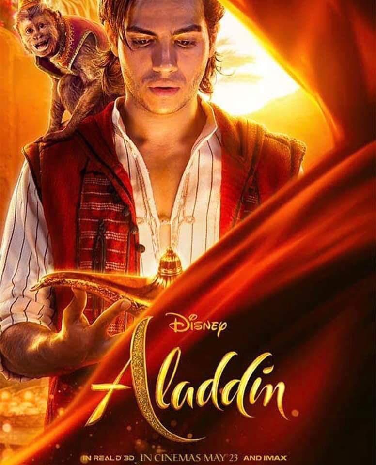 Нановых постерах «Аладдина» представили вовсей красе персонажей будущего фильма   Канобу - Изображение 7114
