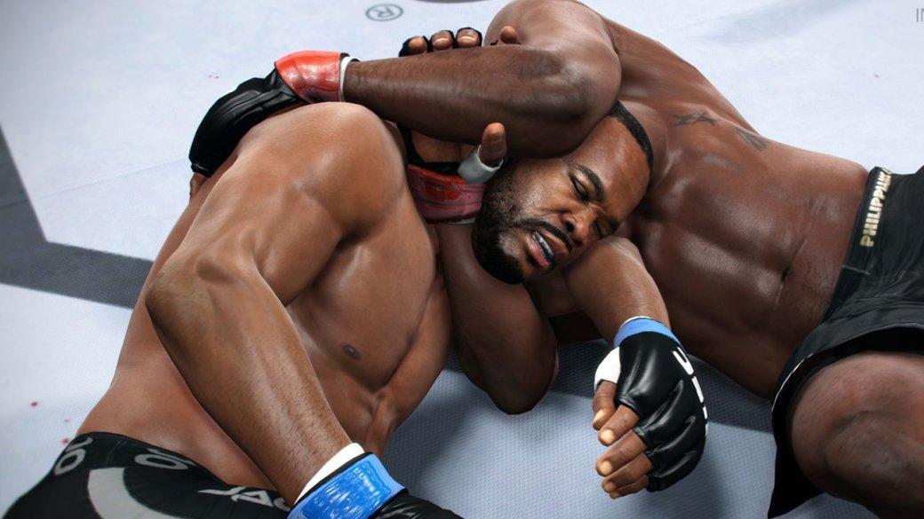 Дичь смешанных единоборств: взгляните набезумные исмешные баги виграх серии UFC | Канобу - Изображение 216