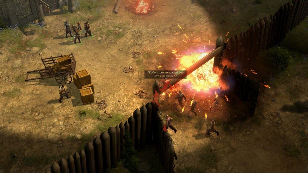 Суть. Pathfinder: Kingmaker— классическая партийная RPG, где действительно надо думать | Канобу - Изображение 3986