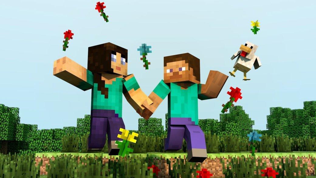 Продажи Minecraft на всех платформах превысили 35 млн копий | Канобу - Изображение 4821