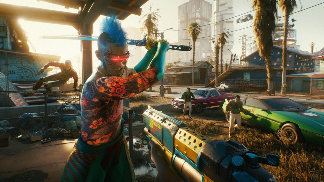Создатель Ori раскритиковал авторов Cyberpunk 2077 иNoMan'sSky. Пришлось извиняться   Канобу - Изображение 12815