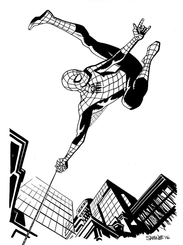 Супергерои Marvel и DC в рисунке Криса Сомни | Канобу - Изображение 8825