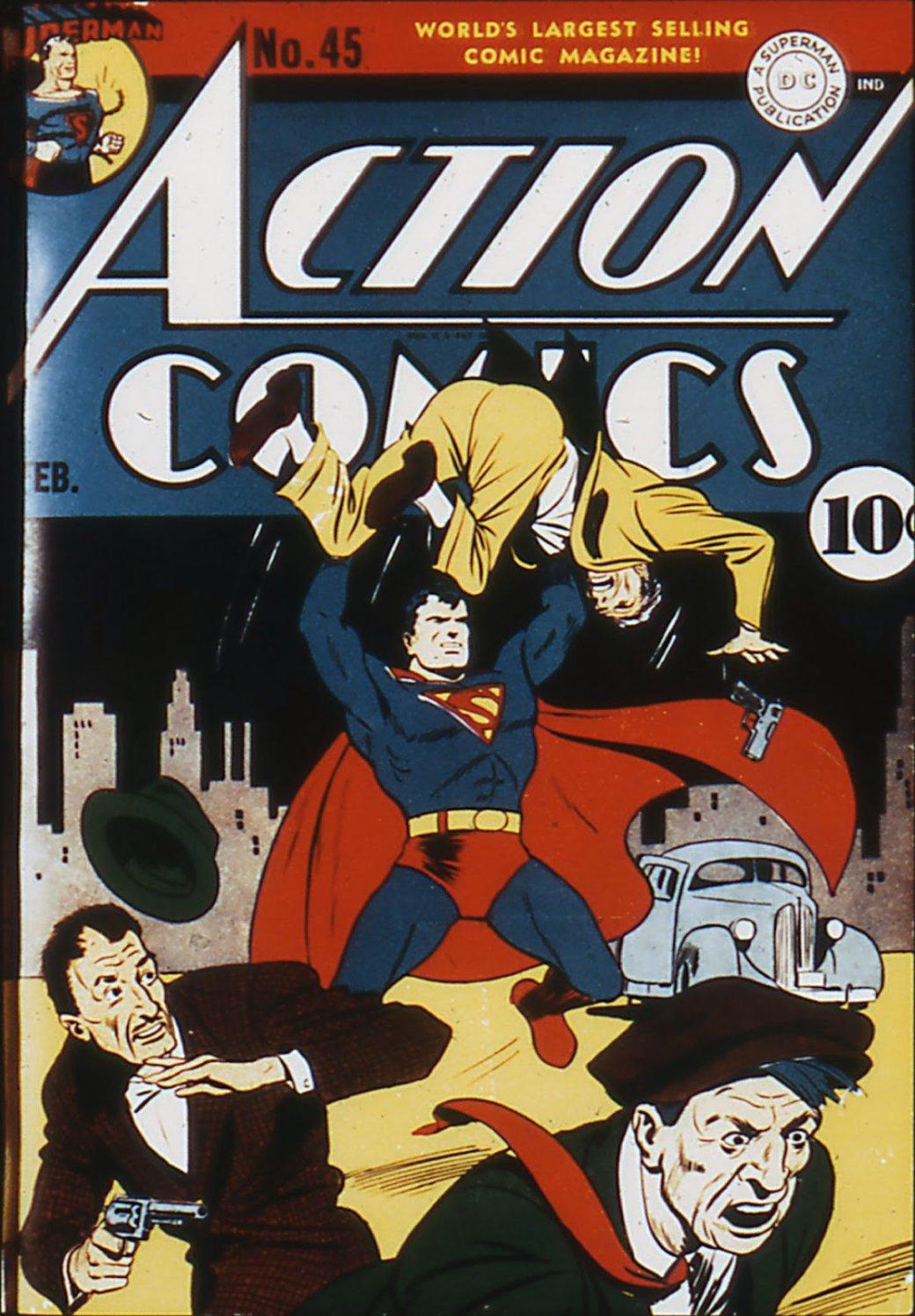 История Супермена иэволюция его образа вкомиксах   Канобу - Изображение 9395