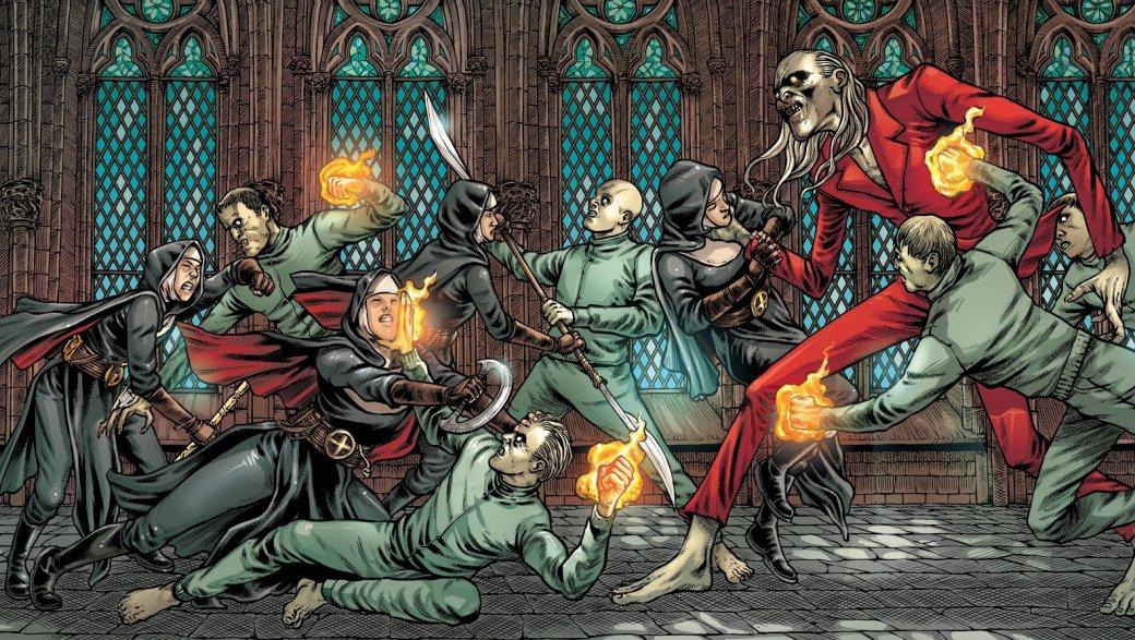Как появились «Монахини-воины»— героини нового сериала отNetflix | Канобу - Изображение 833