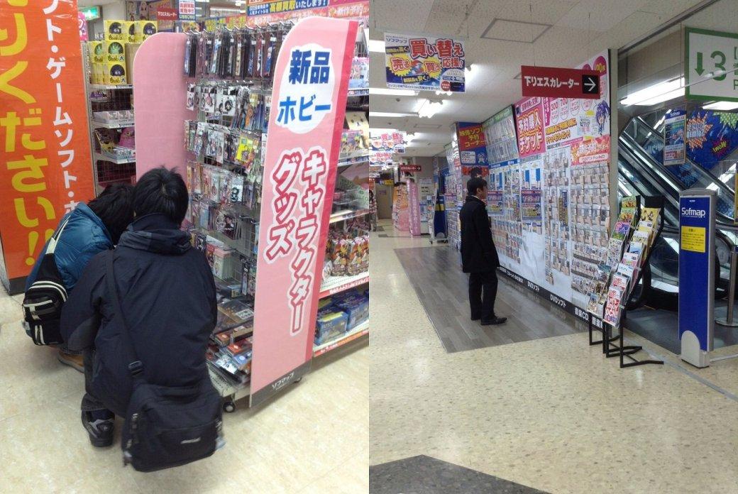 Как устроены японские магазины видеоигр | Канобу - Изображение 10