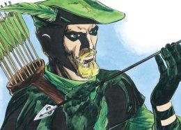 «Охотники сдлинными луками»— кровавые истоки Зеленой стрелы