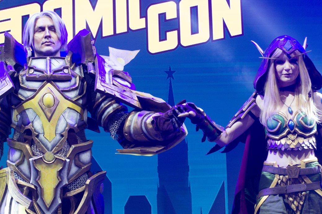 Dark Souls, «Ведьмак» и герои Marvel. Косплей наComic Con Russia и«Игромире» 2019 | Канобу - Изображение 11133