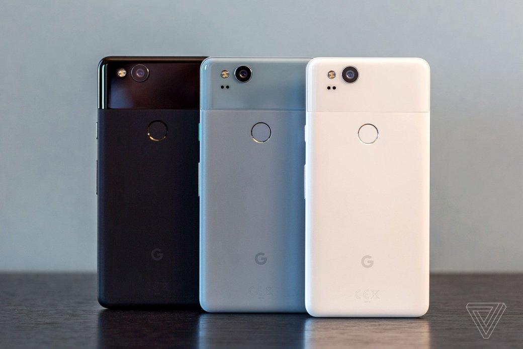Что не так с Google Pixel 2? Главные плюсы и минусы новых смартфонов. - Изображение 9