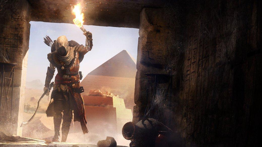 Все тайны Древнего Египта в новом трейлере Assassin's Creed Origins с TwitchCon 2017. - Изображение 1