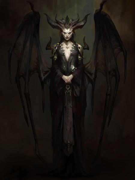 Всети появились роскошные концепт-арты DiabloIV. Разбирайте! | Канобу - Изображение 0