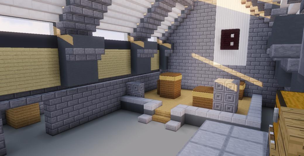 Игроки воссоздали карты из CS:GO с помощью лего и Minecraft | Канобу - Изображение 3