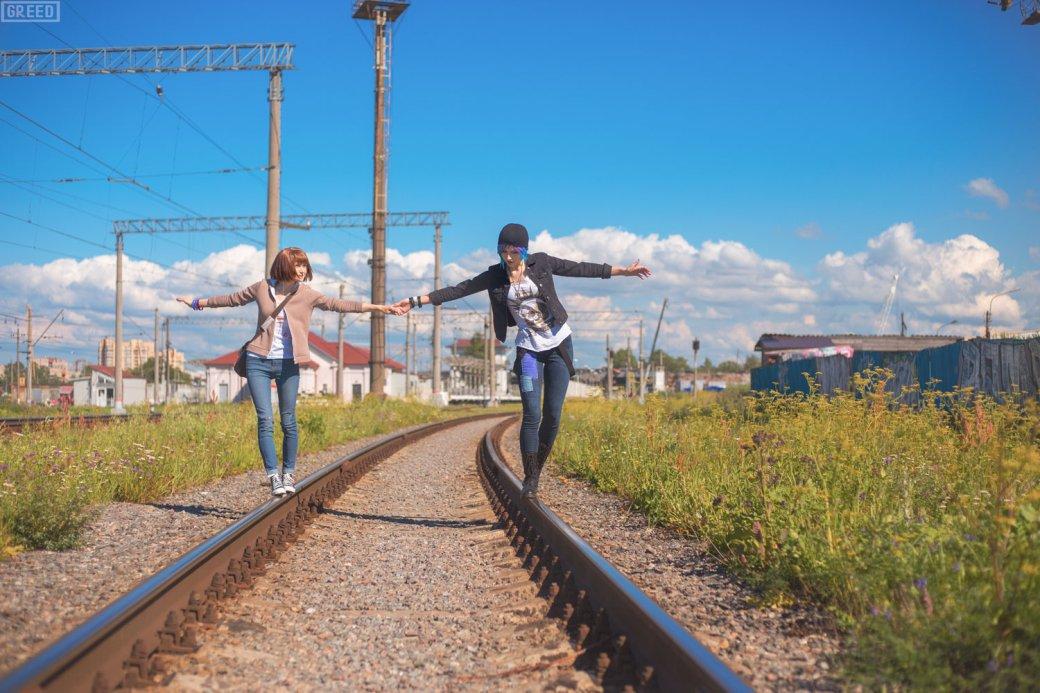 Летний косплей изРоссии: девушки переоделись вгероинь Life IsStrange | Канобу - Изображение 6878